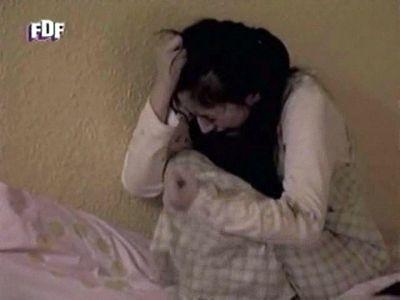 Ruth Núñez en «El comisario».