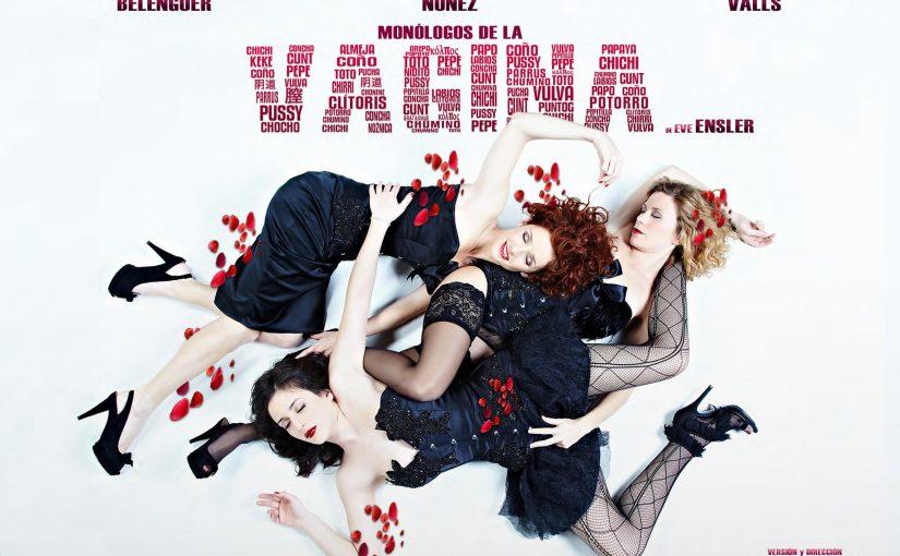 "Ruth Núñez en ""Monólogos de la vagina"""
