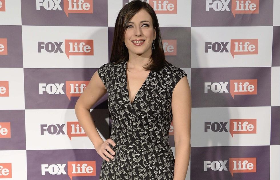 Ruth Núñez en la presentación de Fox Life