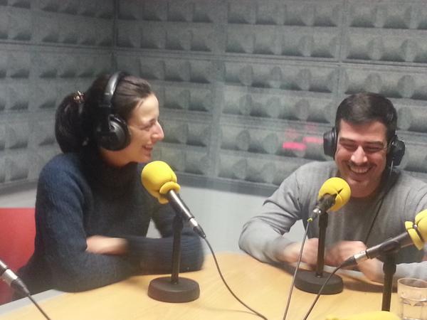 Ruth Núñez habla sobre 'La Pausa del Mediodía' en Radio Libertad
