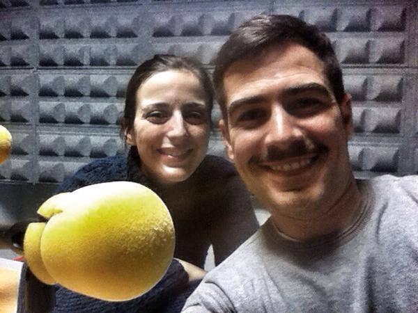 Ruth Núñez en Radio Libertad