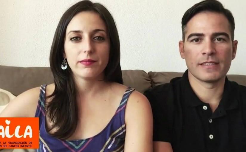 Ruth Núñez se une a la lucha contra el cáncer infantil