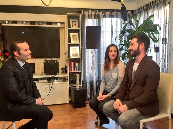Entrevista con Santiago Giraldo