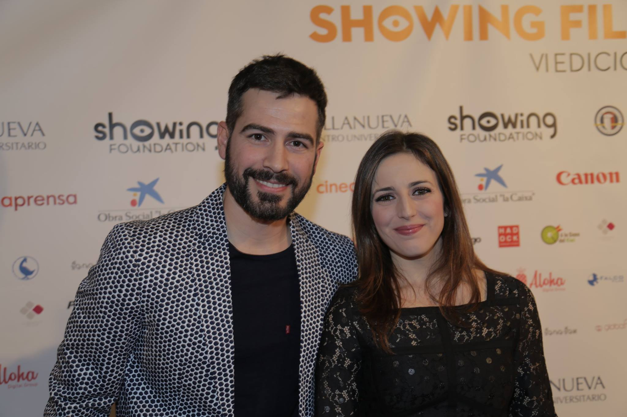 Ruth Núñez en los Showing Film Awards