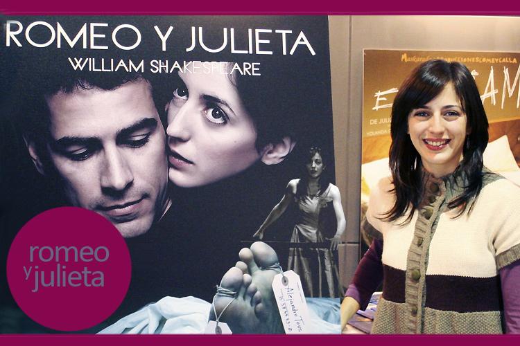 Ruth Núñez produce y protagoniza 'Romeo y Julieta