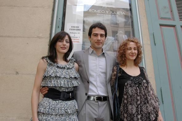 Ruth Núñez, Alejandro Tous y Sonia Almarcha presentan 'Romeo y Julieta' en Alicante