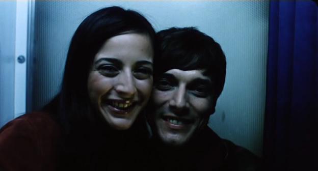 Ruth Núñez en el corto Notamotof