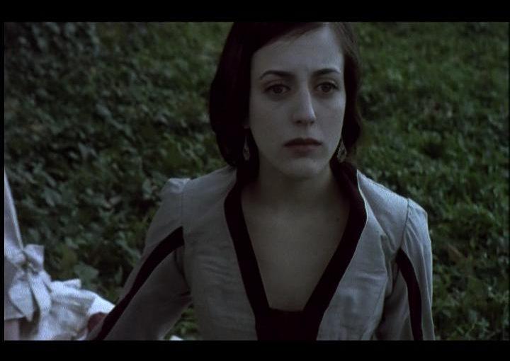 Ruth Núñez en el cortometraje Deja Vu.