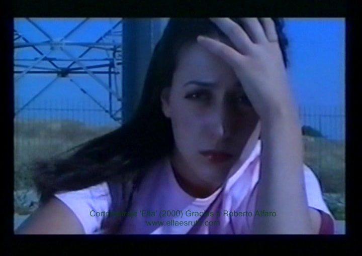 """Ruth Núñez protagoniza el cortometraje """"Ella""""."""