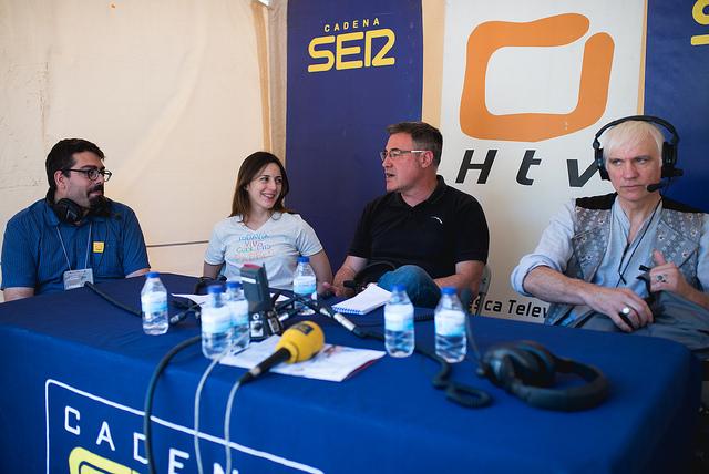 Ruth Núñez en 'Hoy por Hoy' de Radio Huesca