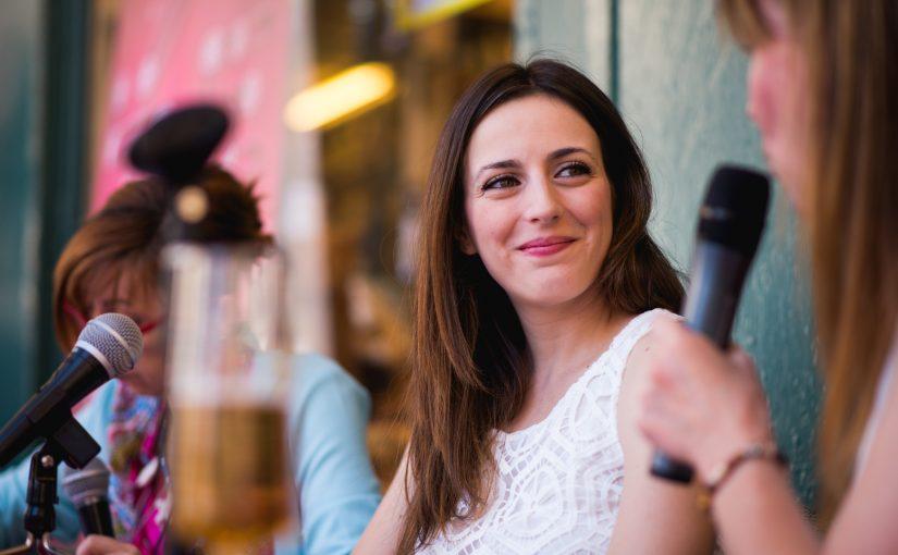 Ruth Núñez en el Festival Internacional de Cine de Huesca – Parte II