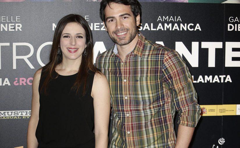 Ruth Núñez acude al estreno de la película 'Nuestros Amantes'