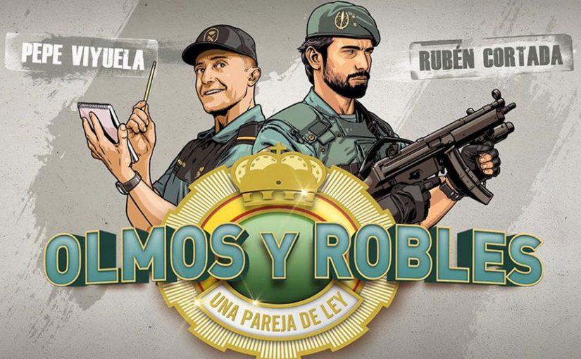 Ruth Núñez aparecerá en un capítulo de 'Olmos y Robles'