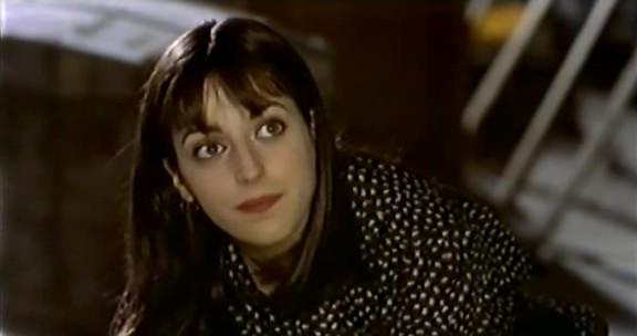 Ruth Núñez en la película Yoyes.