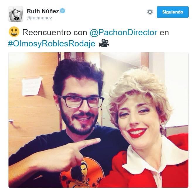 Ruth Núñez será Teresa en 'Olmos y Robles'