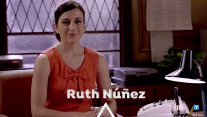 Ruth Núñez: primera imagen en «Amar es para siempre»