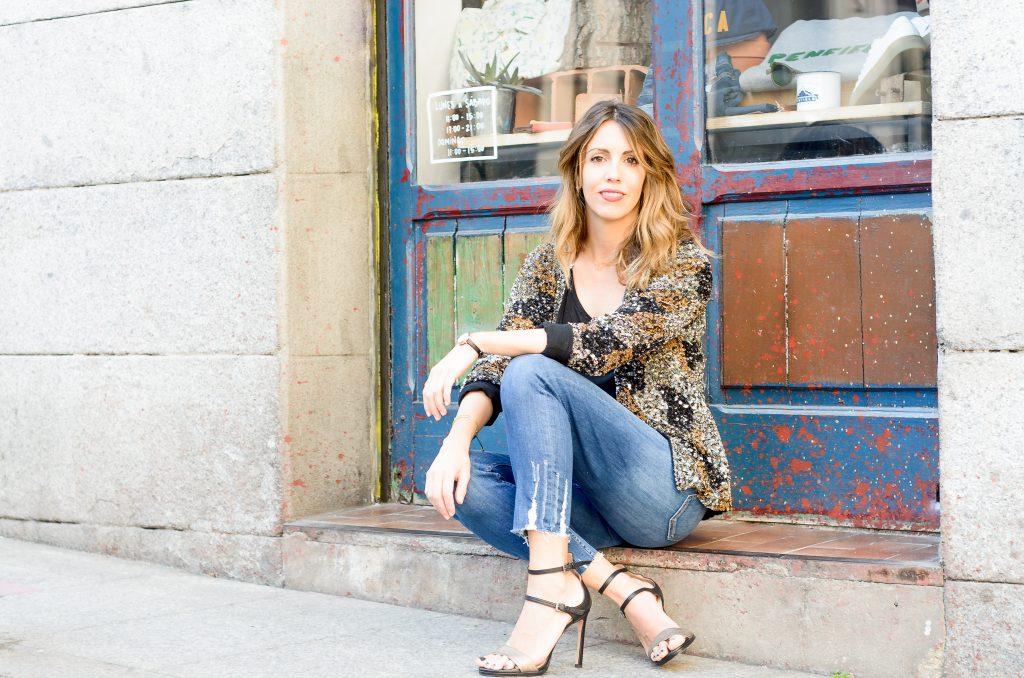 Elena Regadera vestirá a LLanos, el personaje de Ruth Núñez