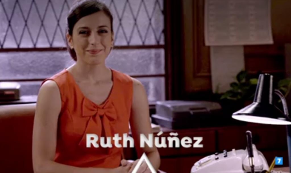 Ruth Núñez llega a la serie Amar es para siempre